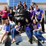 The tradition continues. Presenting the JMU Google Challenge Class of 2012.