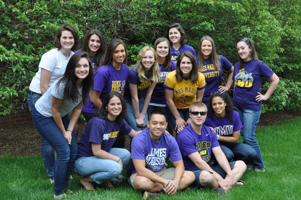 The 2011 Google Online Marketing Challenge Cohort at James Madison University