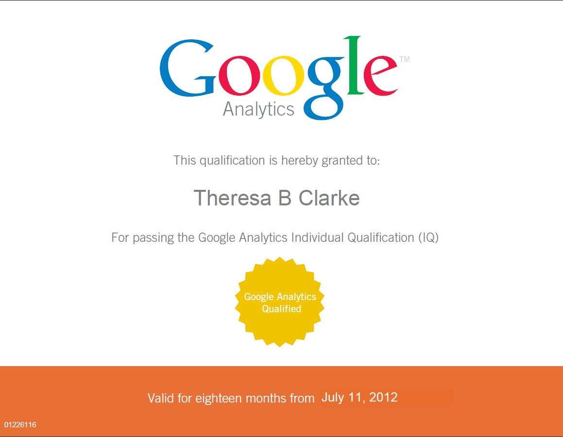 Google Certification Exams