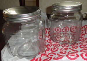 Jars from Target