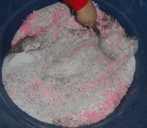 A DIY Laundry Detergent Project with Kids.