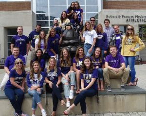 JMU Google Challenge Class of 2016 with Dr. Theresa B. Clarke