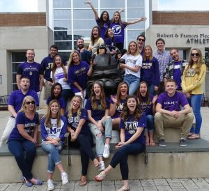 The James Madison University Google Online Marketing Challenge Class of 2016 under the direction of Dr. Theresa B. Clarke.