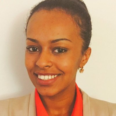 Mariam Bekele, JMU COB Marketing Major attends the 2016 Diversity & Inclusion Conference
